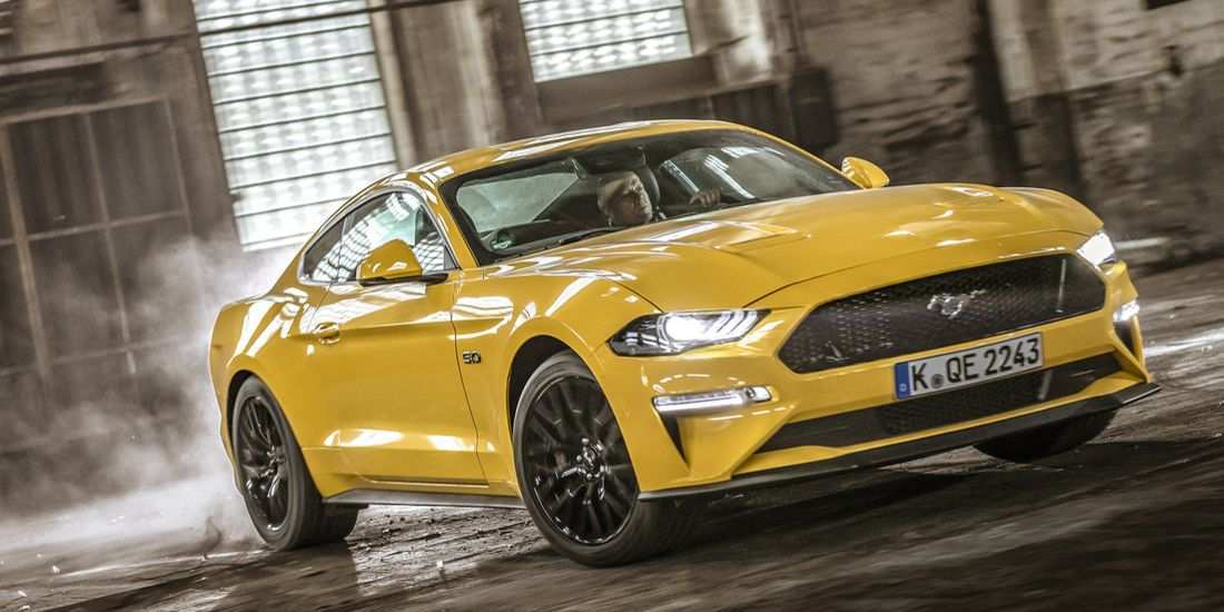 55 All New 2019 Ford Mustang Concept And Review