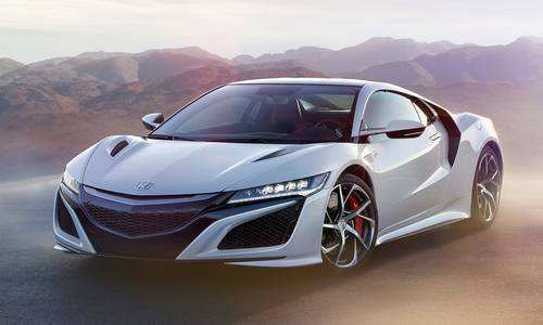 55 All New 2019 Honda Nsx Spesification