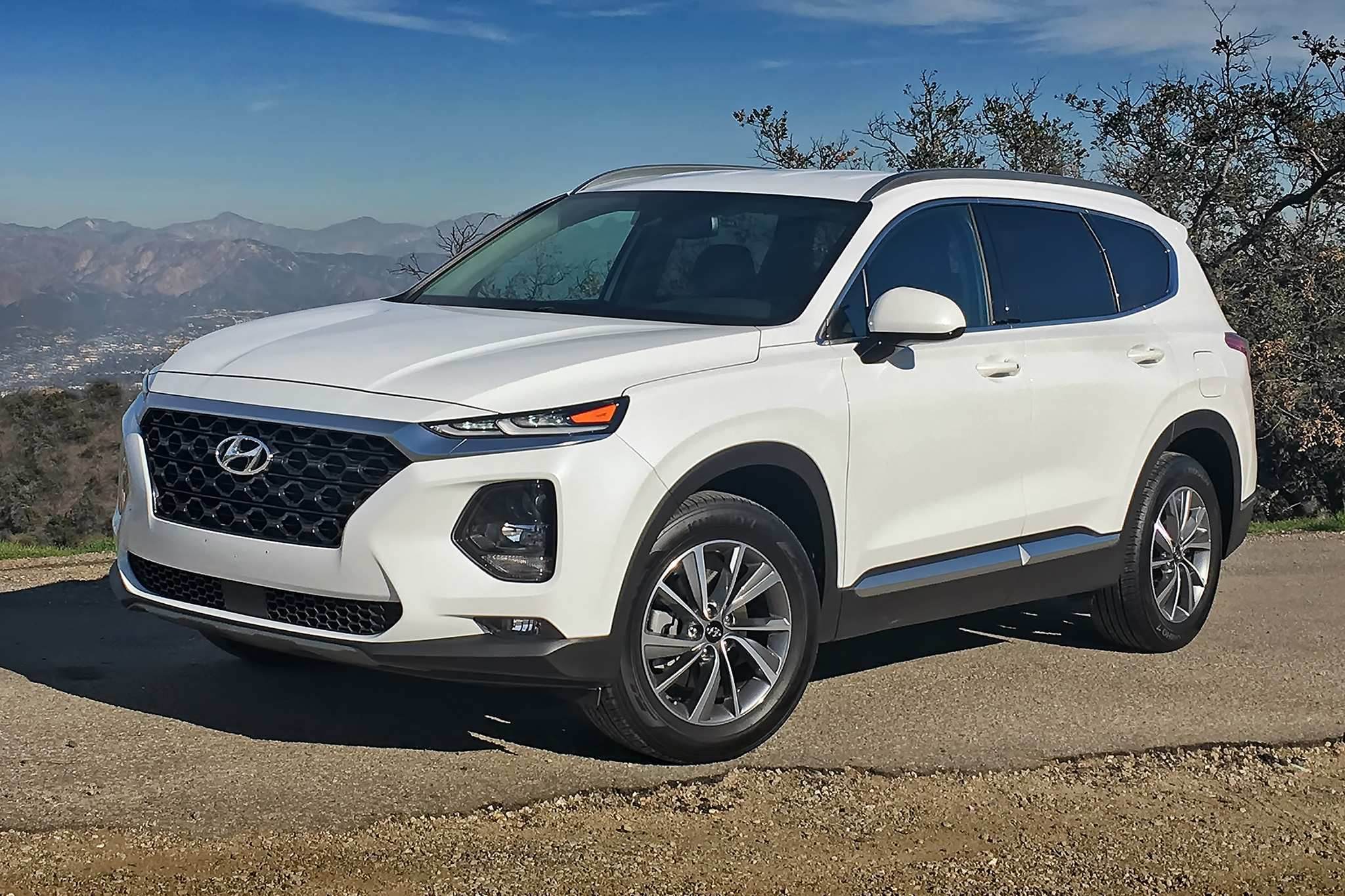 55 All New 2019 Hyundai Santa Fe Exterior And Interior