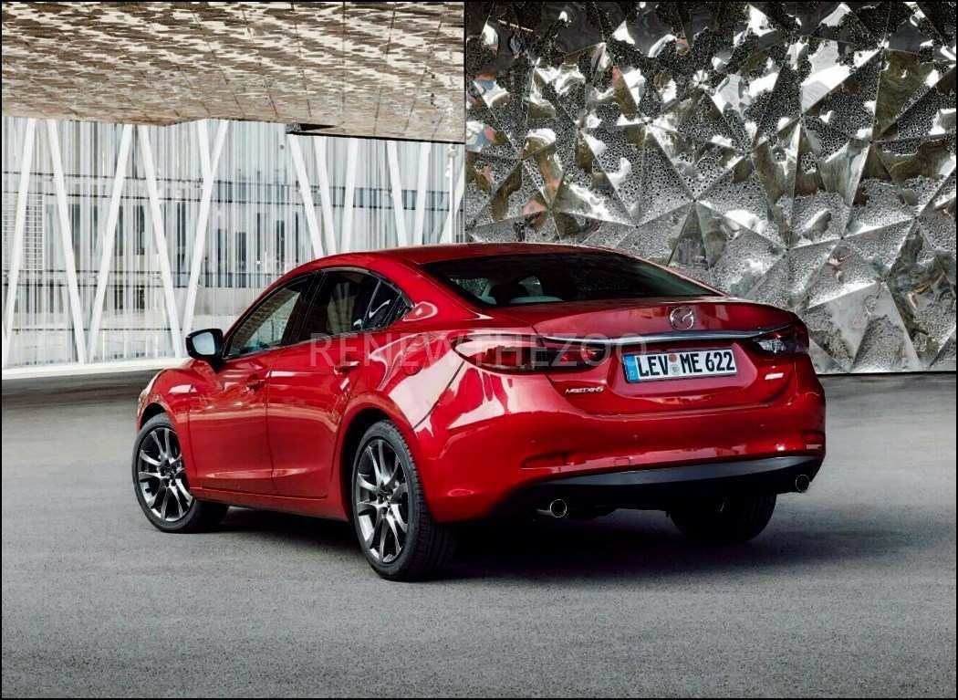 55 All New 2019 Mazda 6 Turbo 0 60 Photos