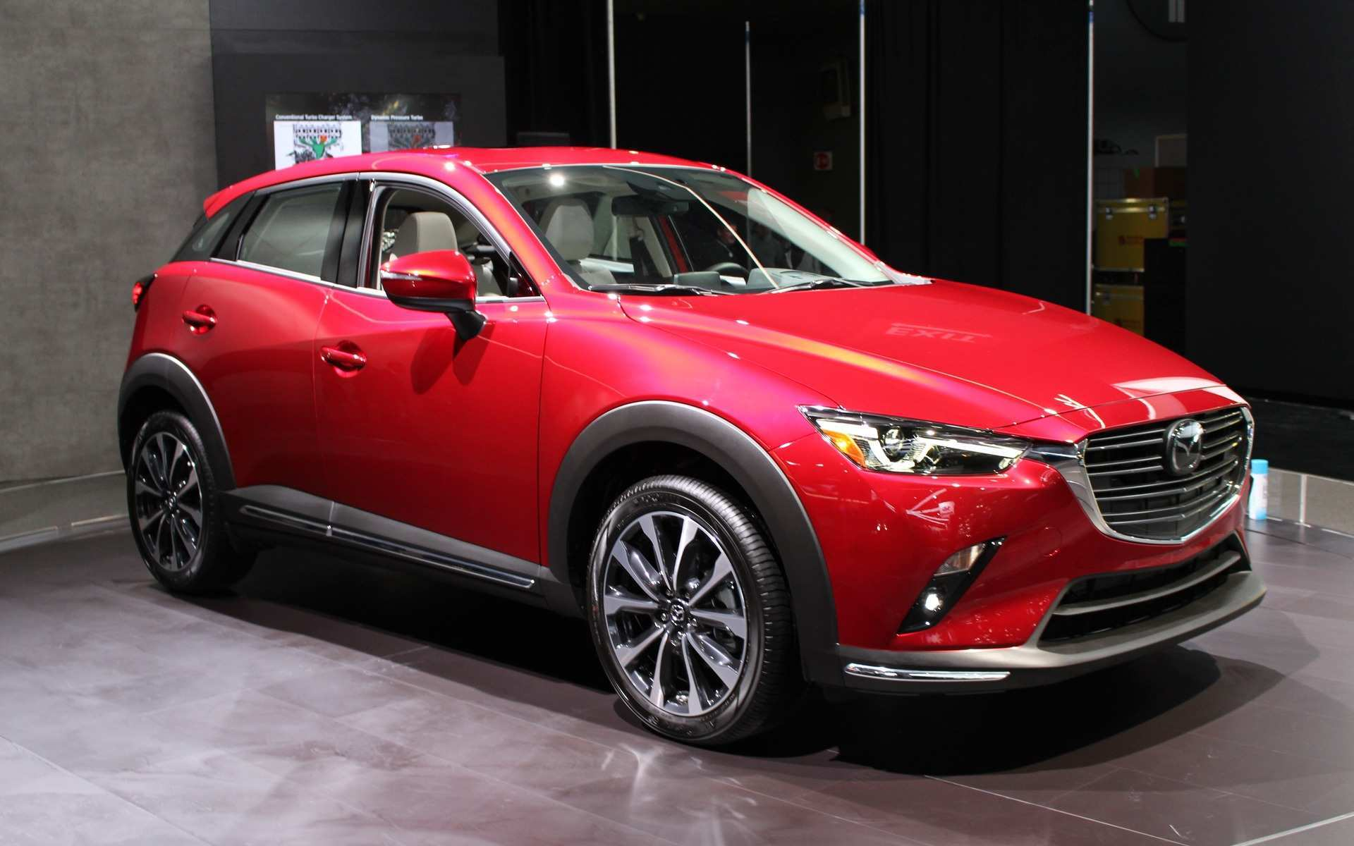 55 All New 2019 Mazda Cx 3 New Review
