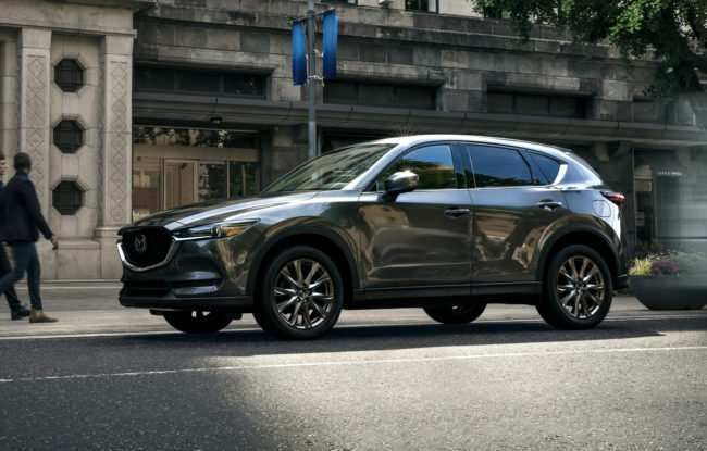 55 All New 2019 Mazda Cx 7 Concept And Review