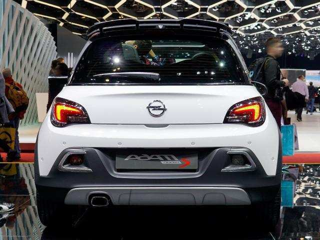55 All New 2019 Opel Adam Rocks Pictures