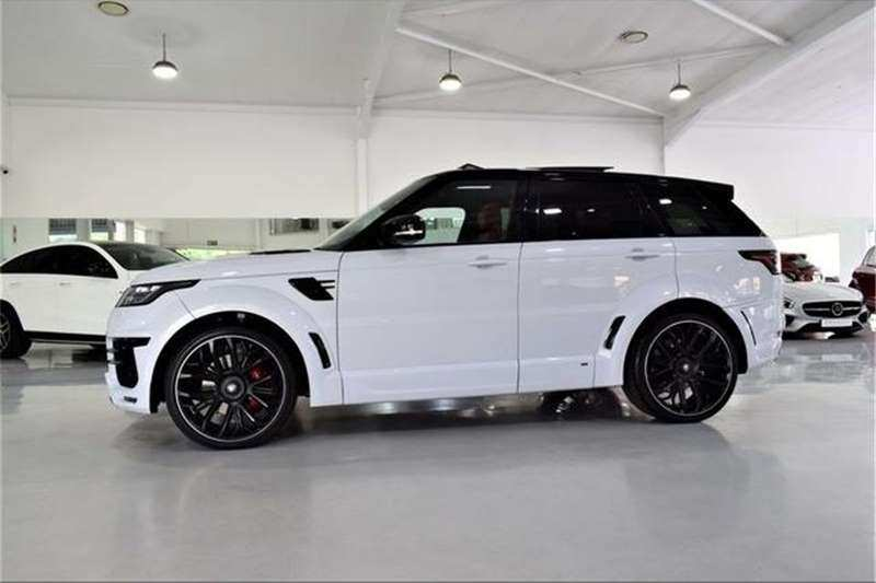 55 All New 2019 Range Rover Sport Specs