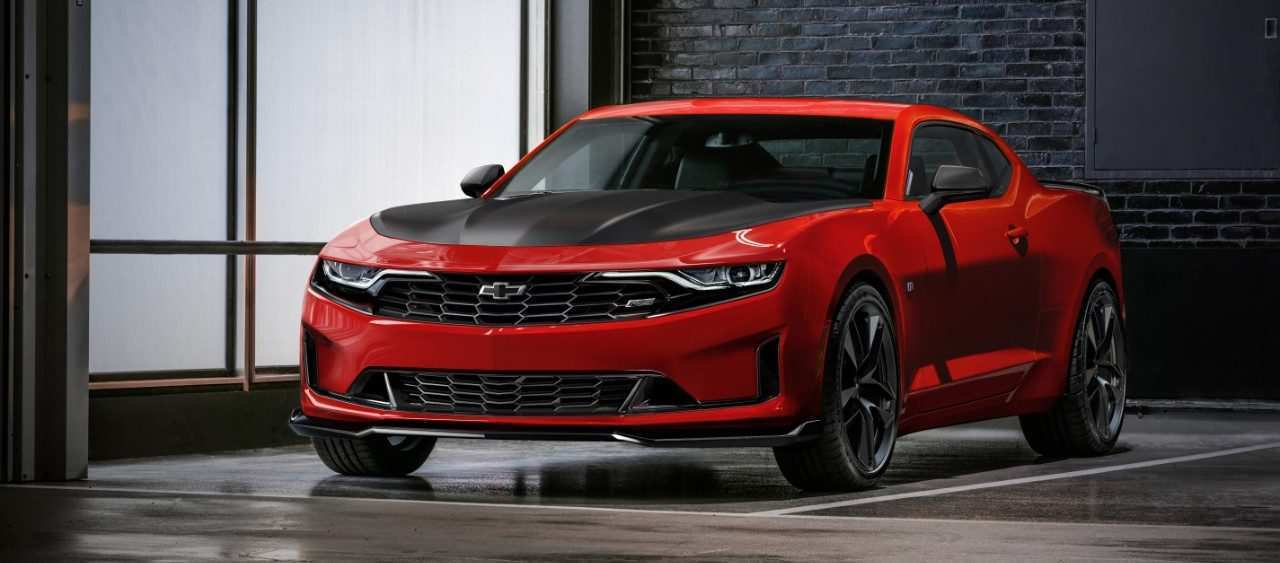 55 All New 2019 The Camaro Ss Picture