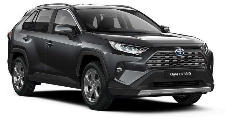 55 All New 2019 Toyota RAV4 Price Design And Review