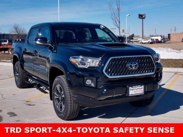 55 All New 2019 Toyota Tacoma Specs And Review