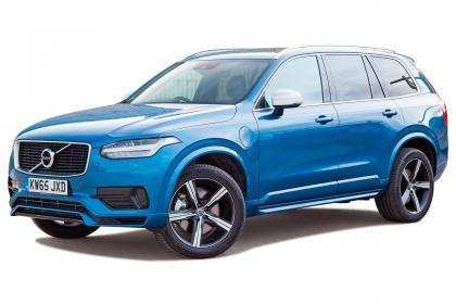 55 All New 2019 Volvo Hybrid Suv Concept And Review