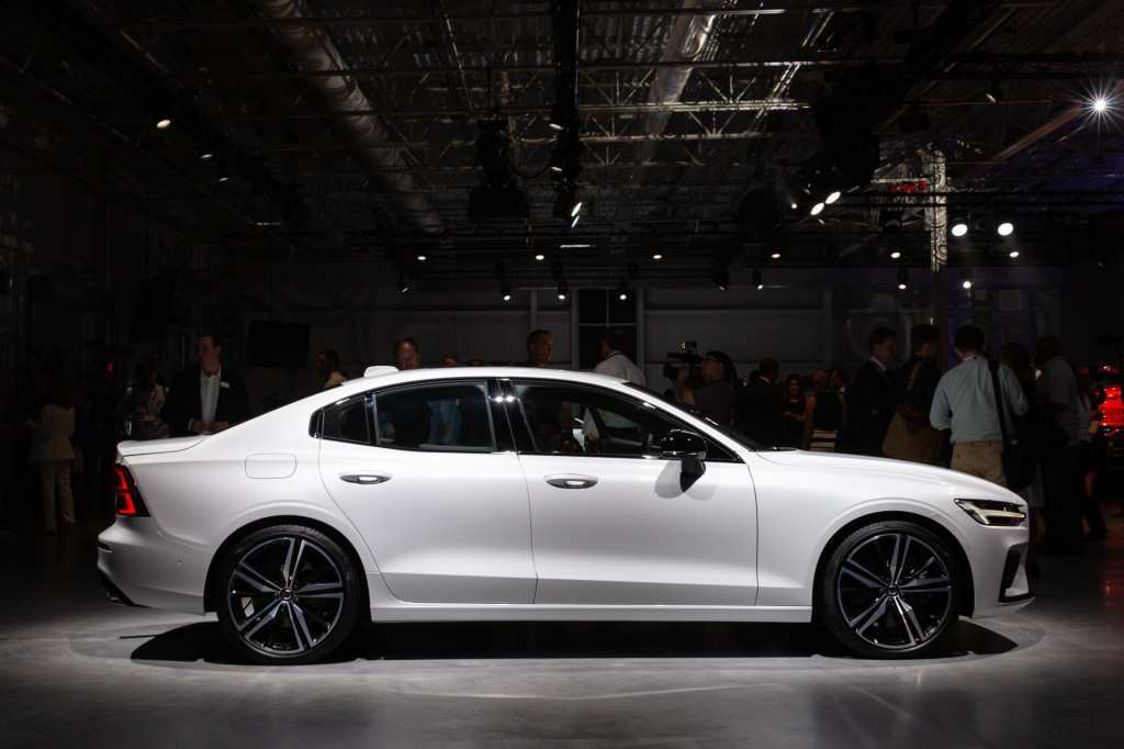 55 All New 2019 Volvo S60 Release Date