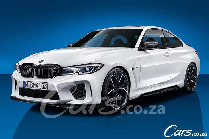 55 All New 2020 BMW M3 Specs