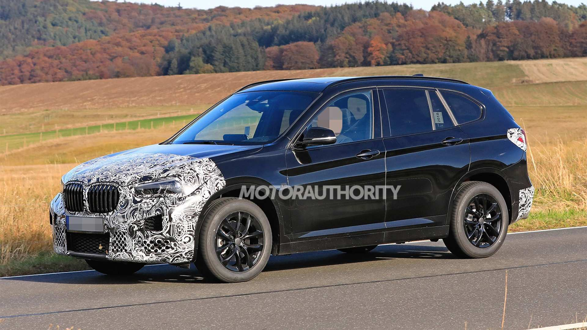 55 All New 2020 BMW X1 Style