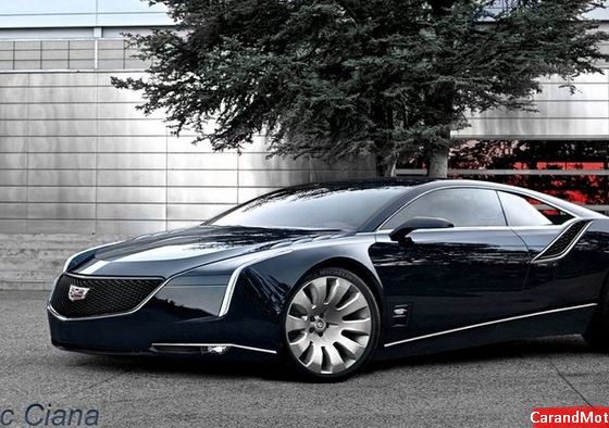 55 All New 2020 Cadillac Ciana Concept