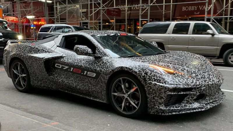 55 All New 2020 Corvette Stingray New Review