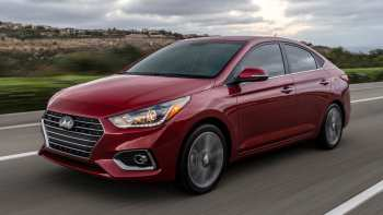 55 All New 2020 Hyundai Accent New Model And Performance