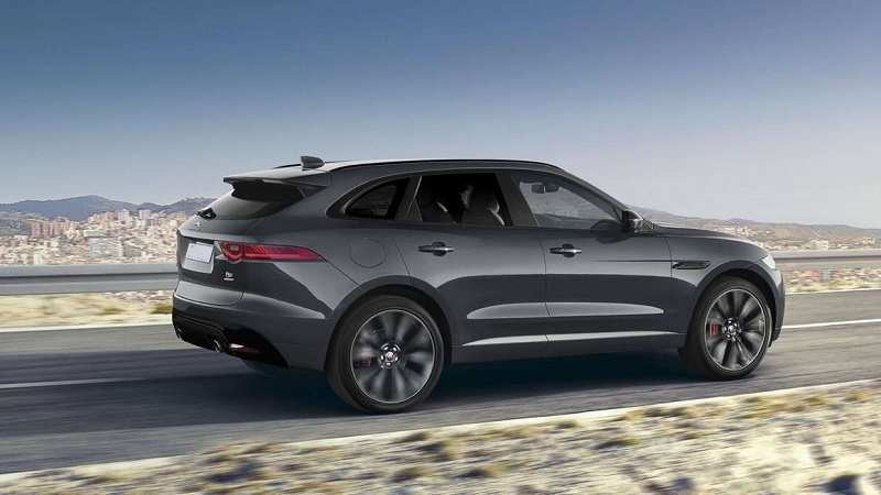 55 All New 2020 Jaguar Suv New Concept