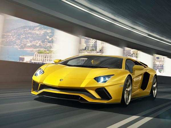 55 All New 2020 Lamborghini Aventador Pictures