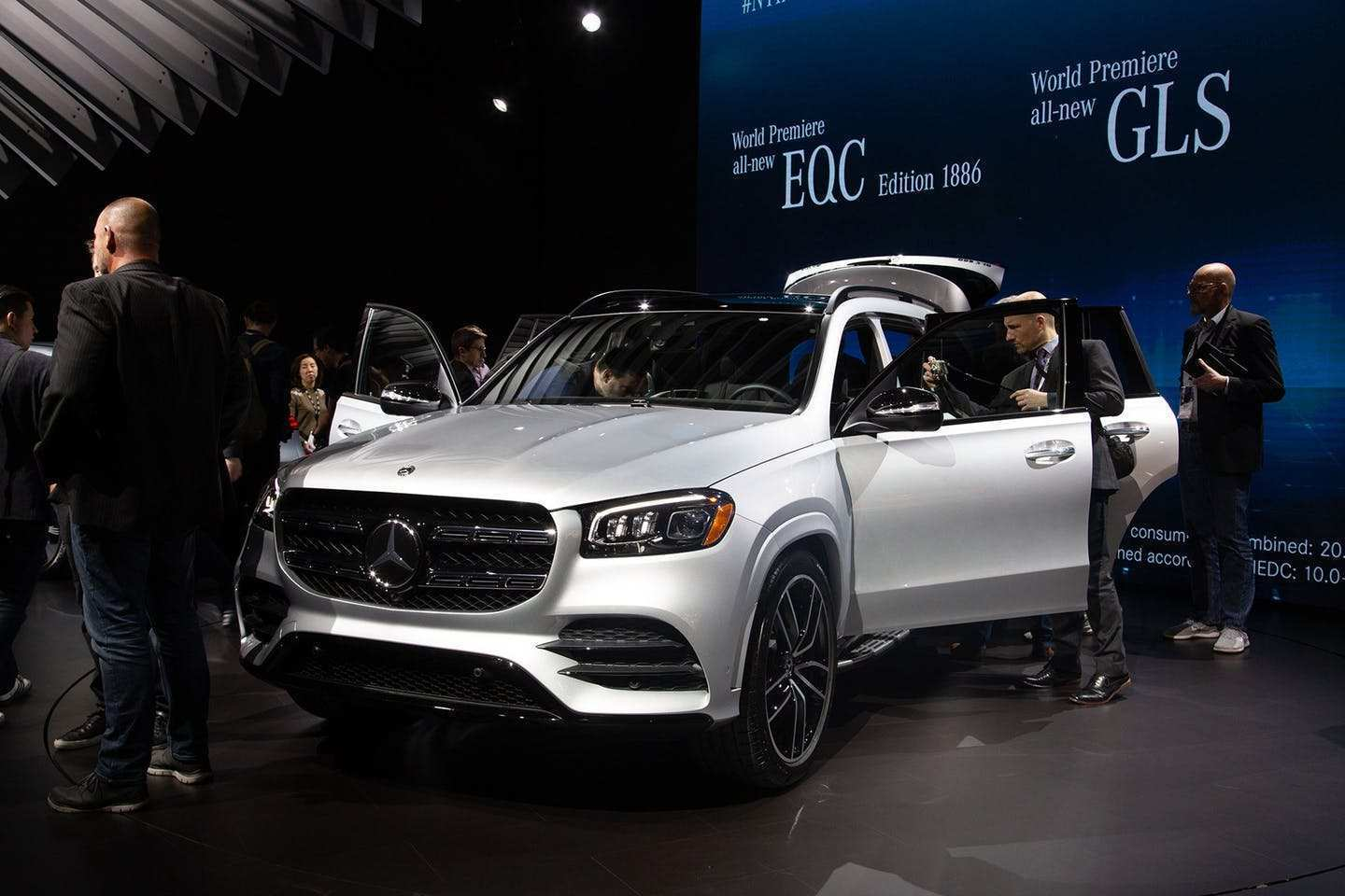 55 All New 2020 Mercedes GLS Exterior And Interior