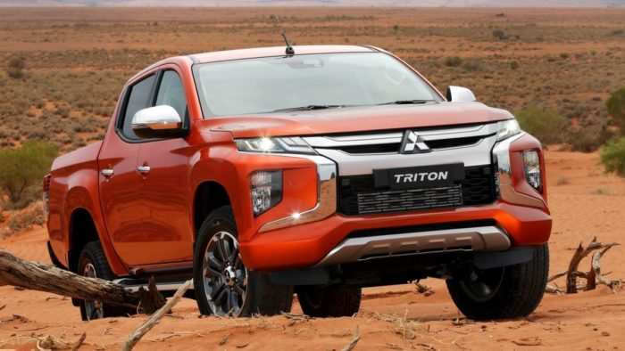 55 All New 2020 Mitsubishi Triton Model