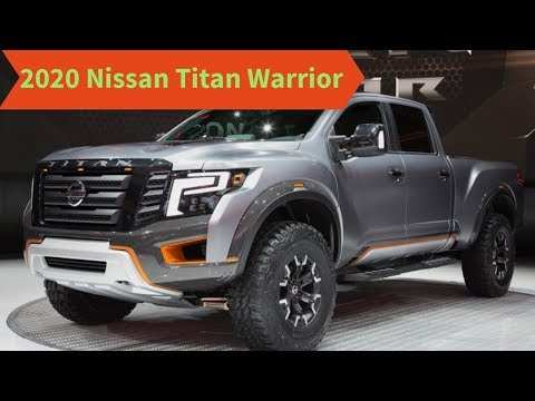 55 All New 2020 Nissan Titan Interior