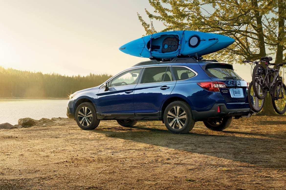 55 All New 2020 Subaru Outback Unveiling New Review