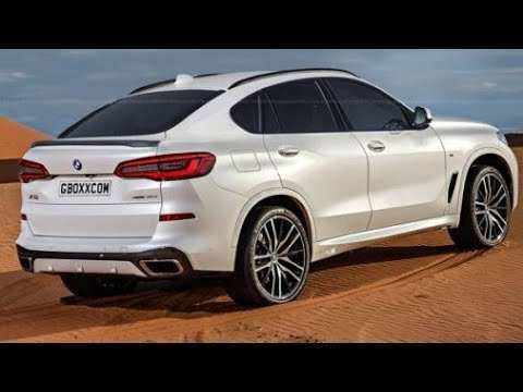 55 All New BMW X62019 Release Date And Concept