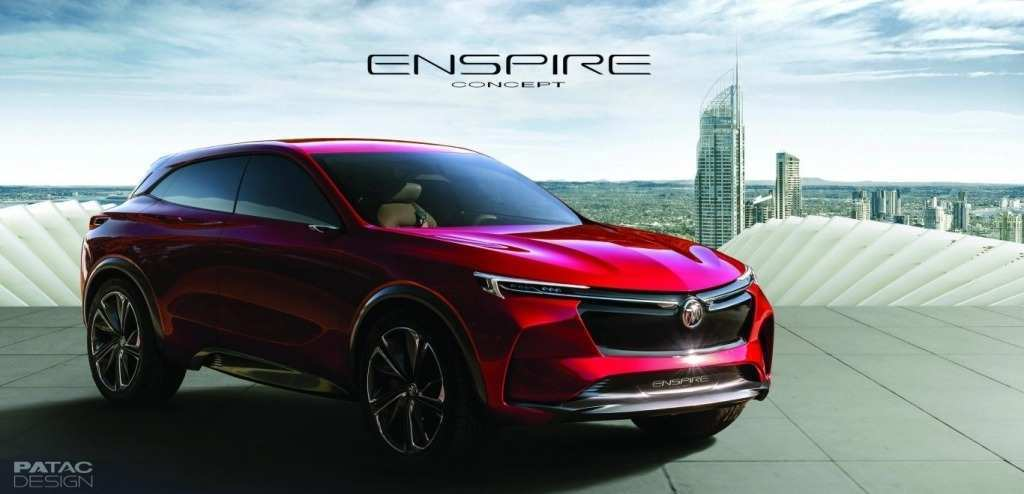 55 All New Buick Enspire 2020 Ratings