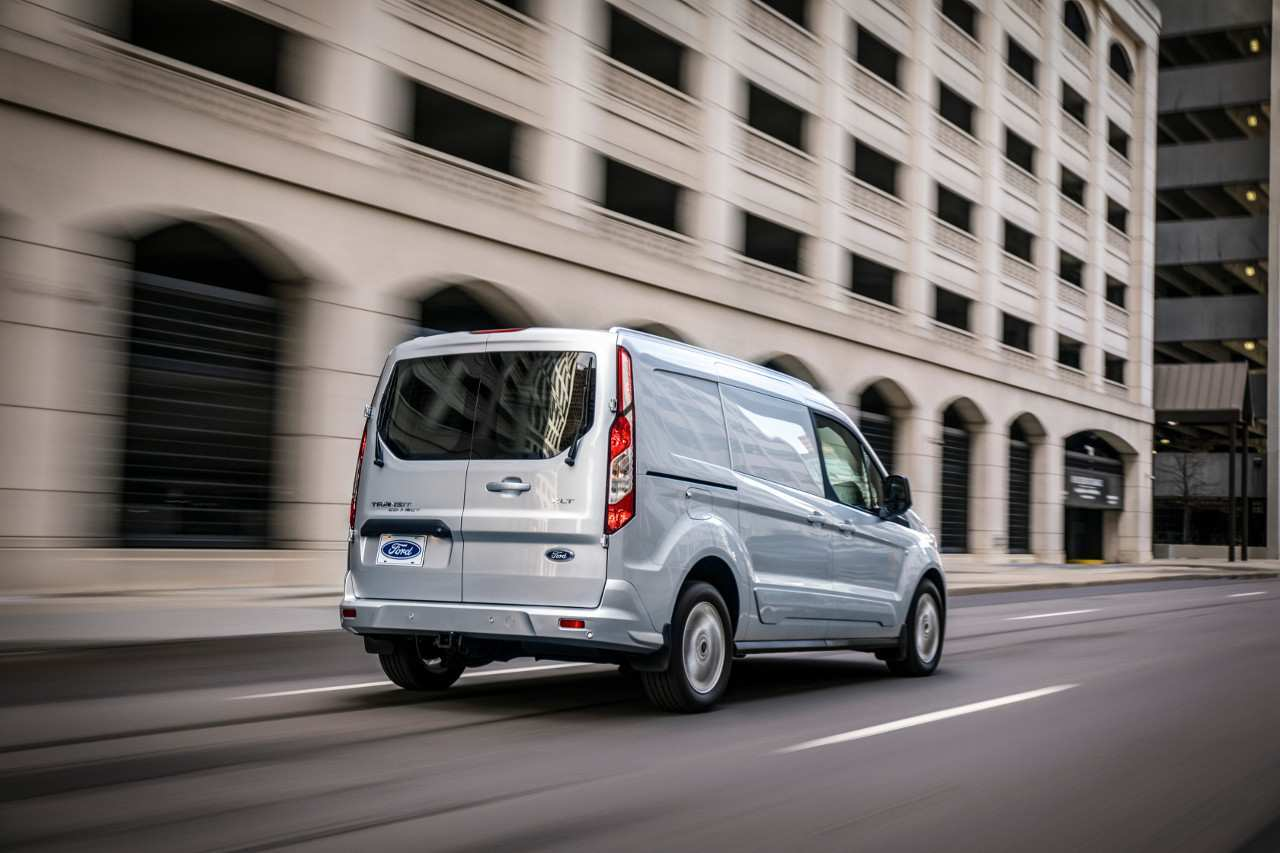 55 All New Ford Transit Connect 2020 New Model And Performance
