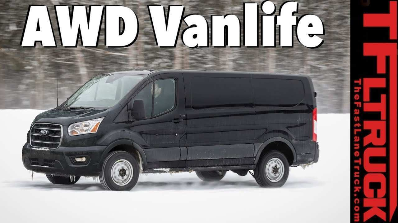 55 All New Ford Van 2020 Style