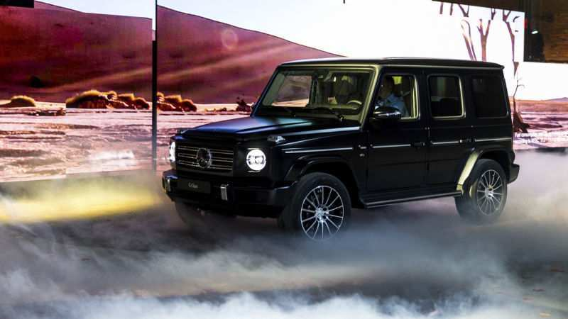55 All New G500 Mercedes 2019 Specs And Review