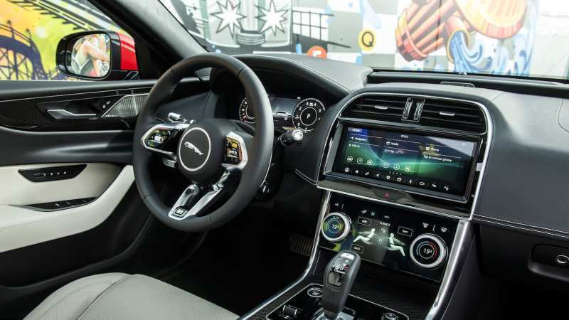 55 All New Jaguar F Pace 2020 Interior Style