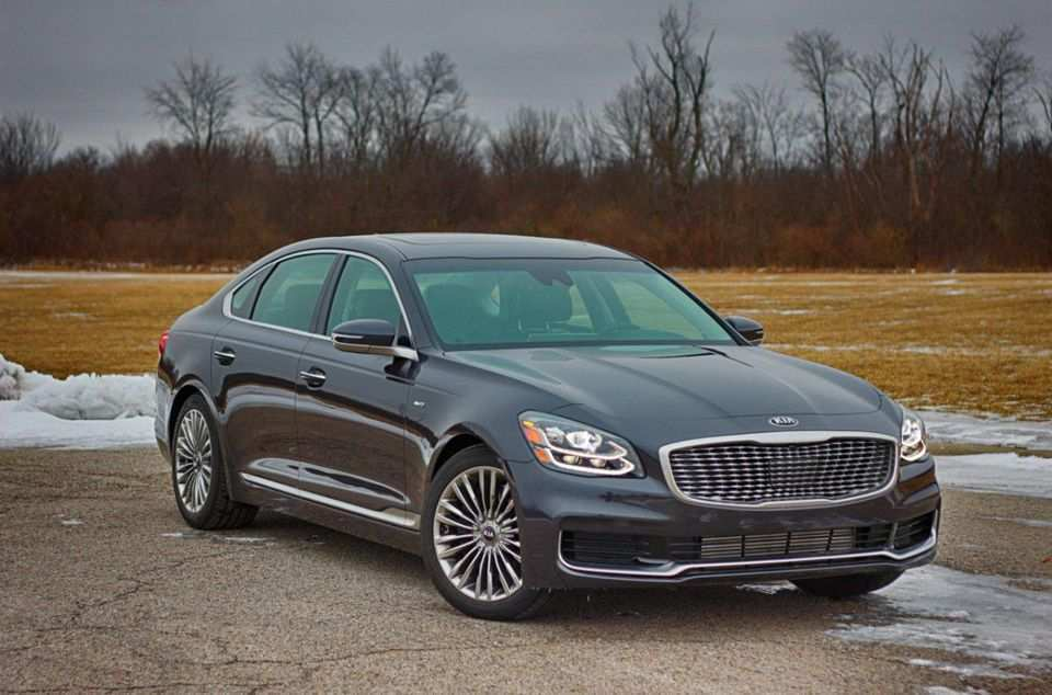 55 All New K900 Kia 2019 Rumors