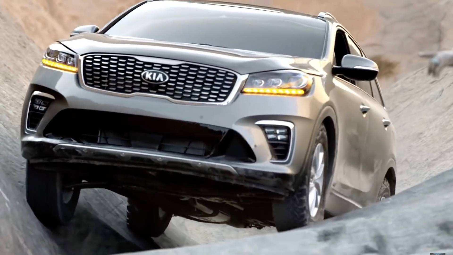 55 All New Kia Sorento 2019 Video Speed Test