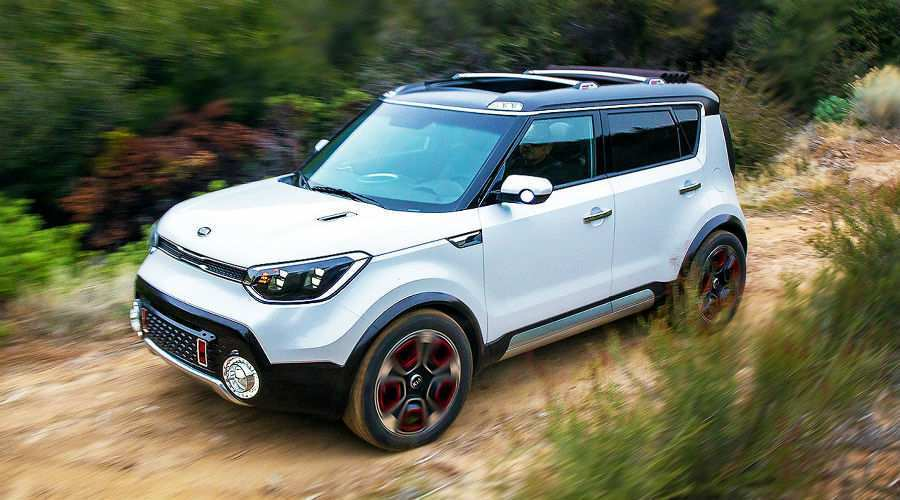 55 All New Kia Trailster 2019 Pictures