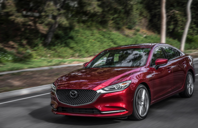 55 All New Mazda Atenza 2020 First Drive