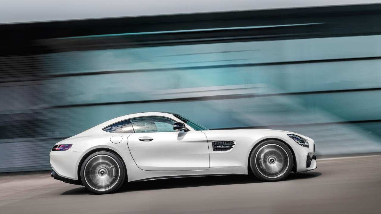 55 All New Mercedes 2019 Amg Gt Review And Release Date