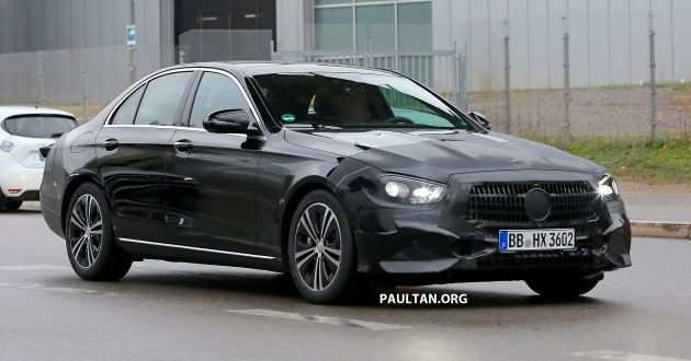 55 All New Mercedes E Class Facelift 2019 Redesign