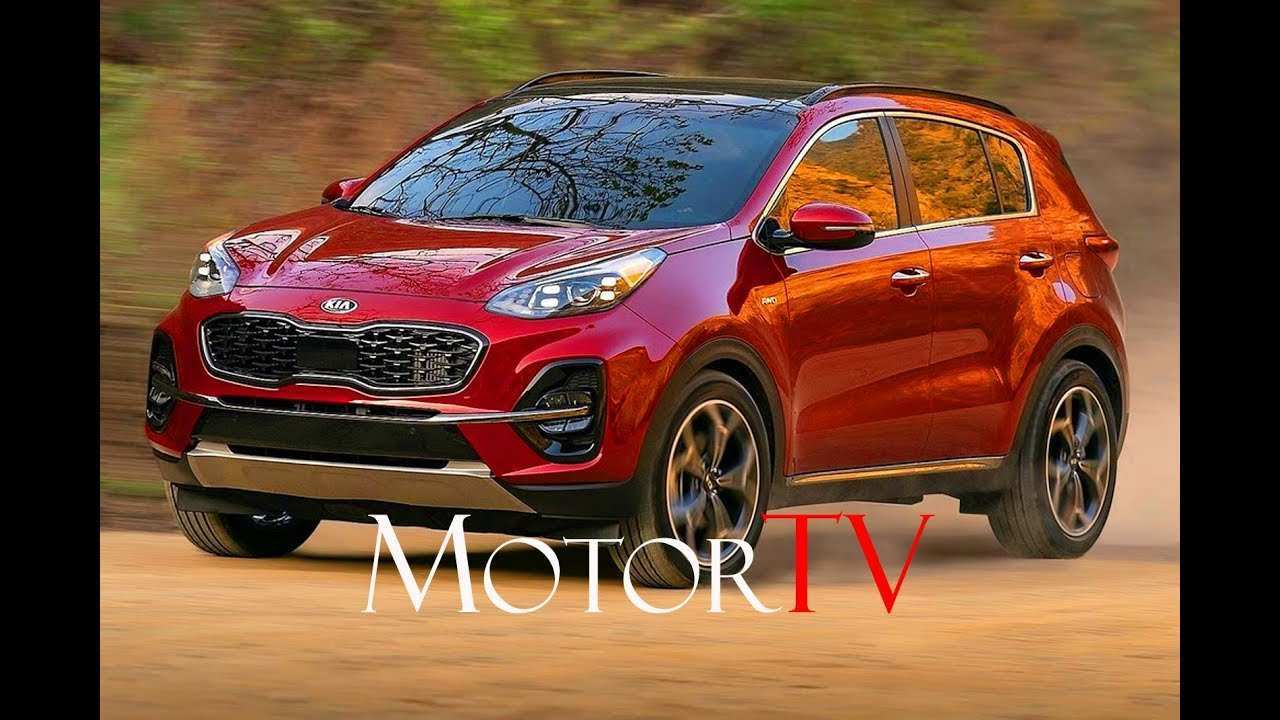 55 All New New Kia Sportage 2020 Youtube Specs And Review