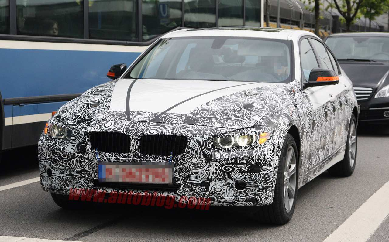 55 All New Spy Shots BMW 3 Series Redesign And Review