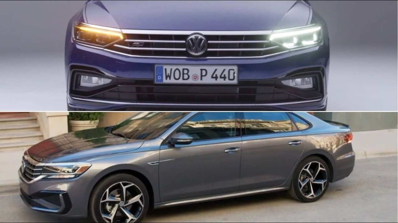 55 All New Volkswagen Passat 2020 Europe Redesign