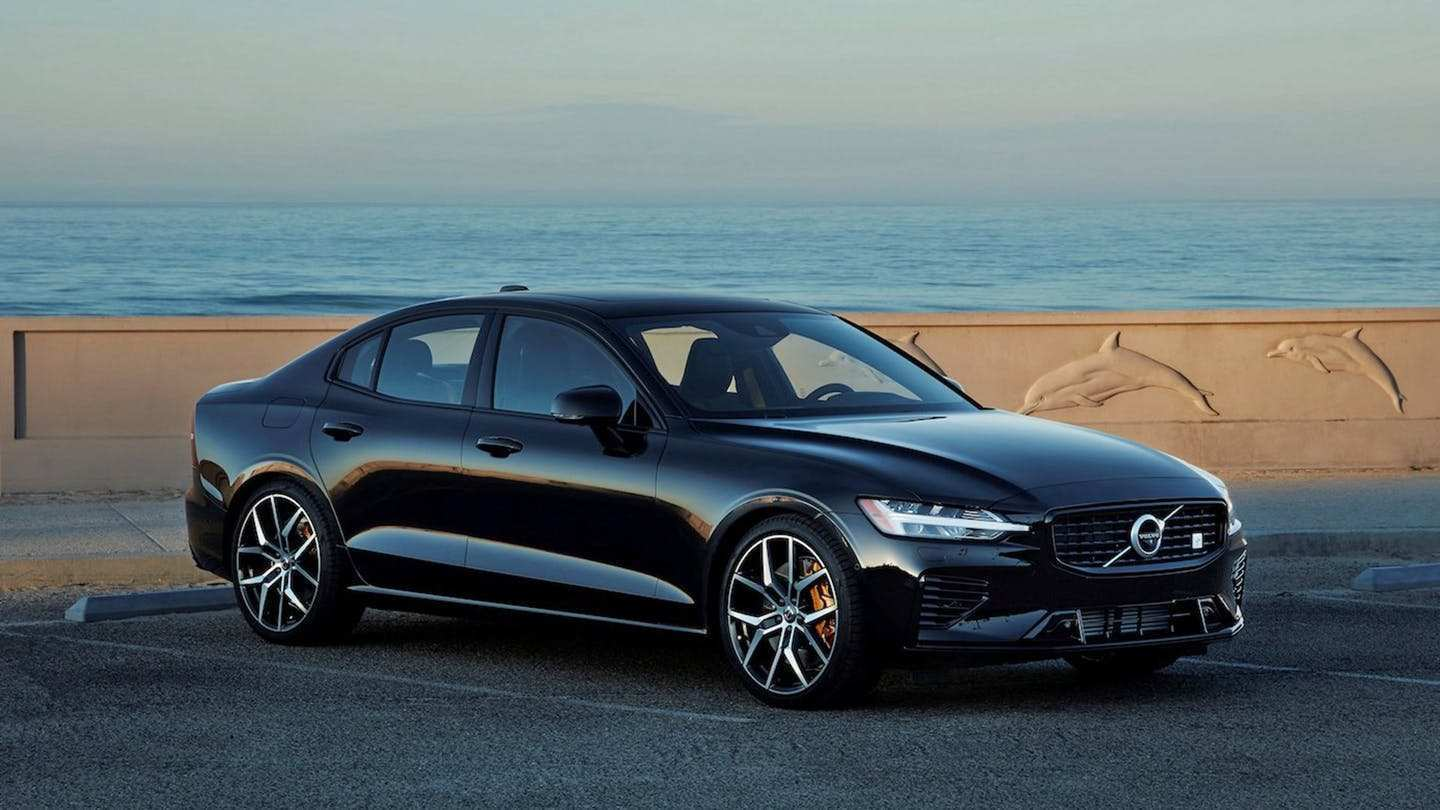 55 All New Volvo S60 2019 Redesign And Review