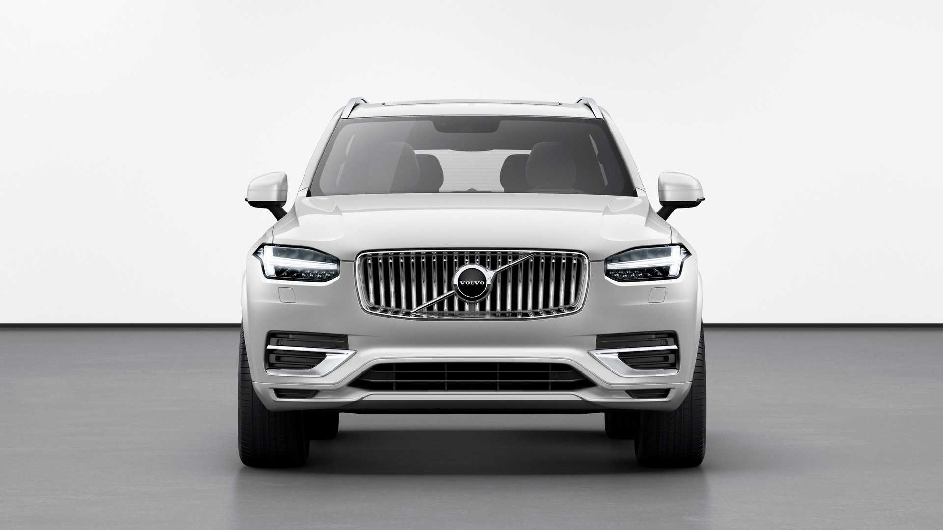 55 All New Volvo Xc90 Facelift 2020 Uk Configurations