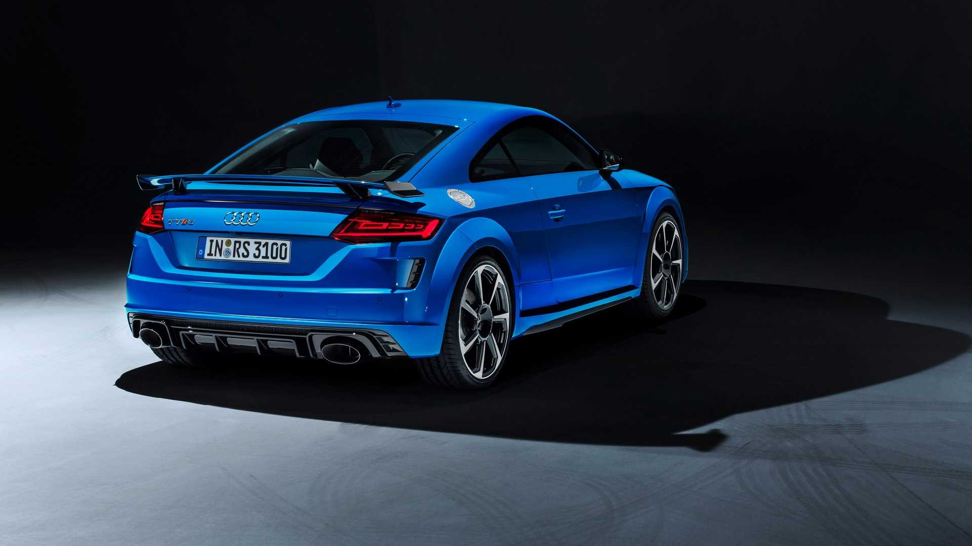 55 Best 2019 Audi Tt Rs Redesign And Review