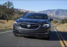 2019 Buick Grand National