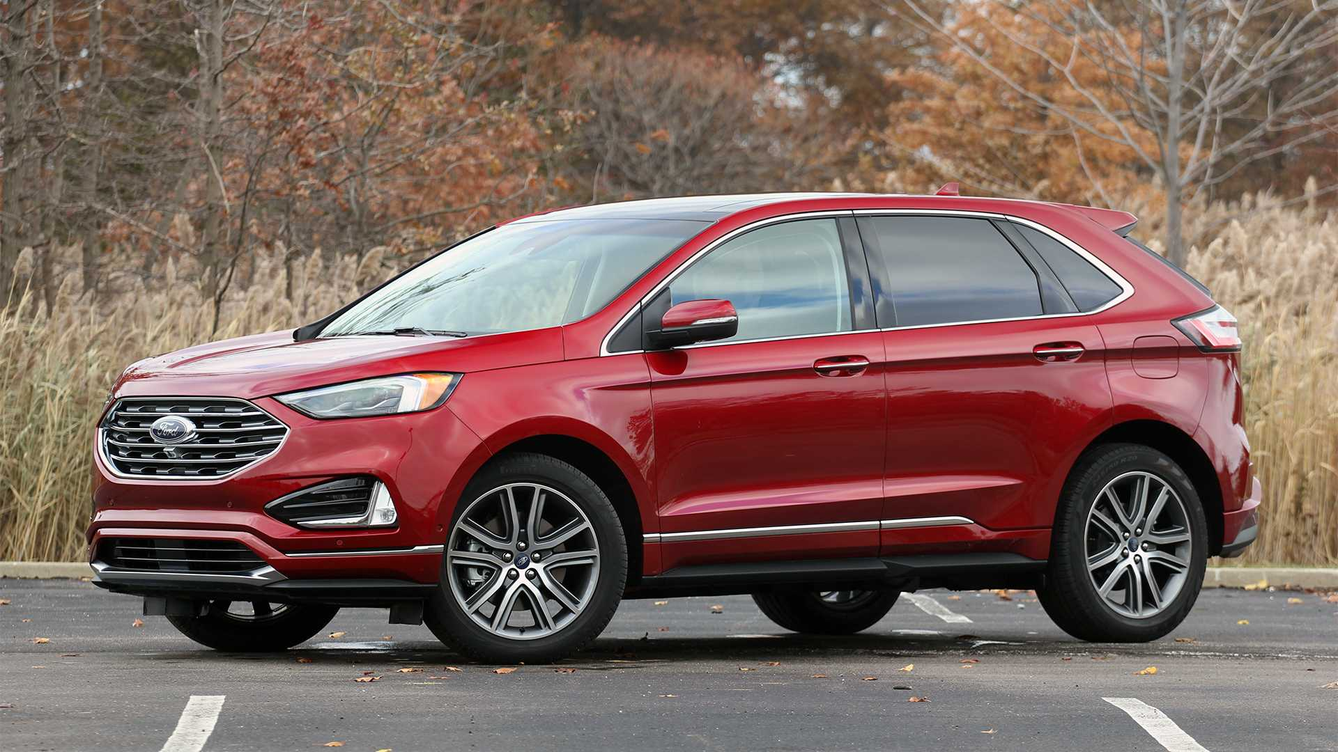 55 Best 2019 Ford Edge Sport Interior