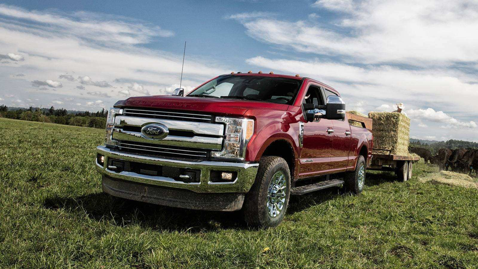 55 Best 2019 Ford F 250 Concept And Review