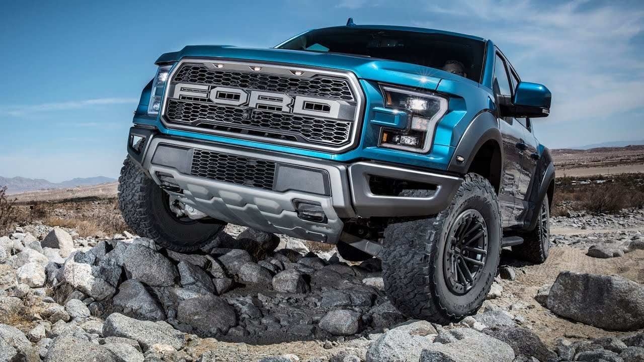 55 Best 2019 Ford F150 Svt Raptor Rumors