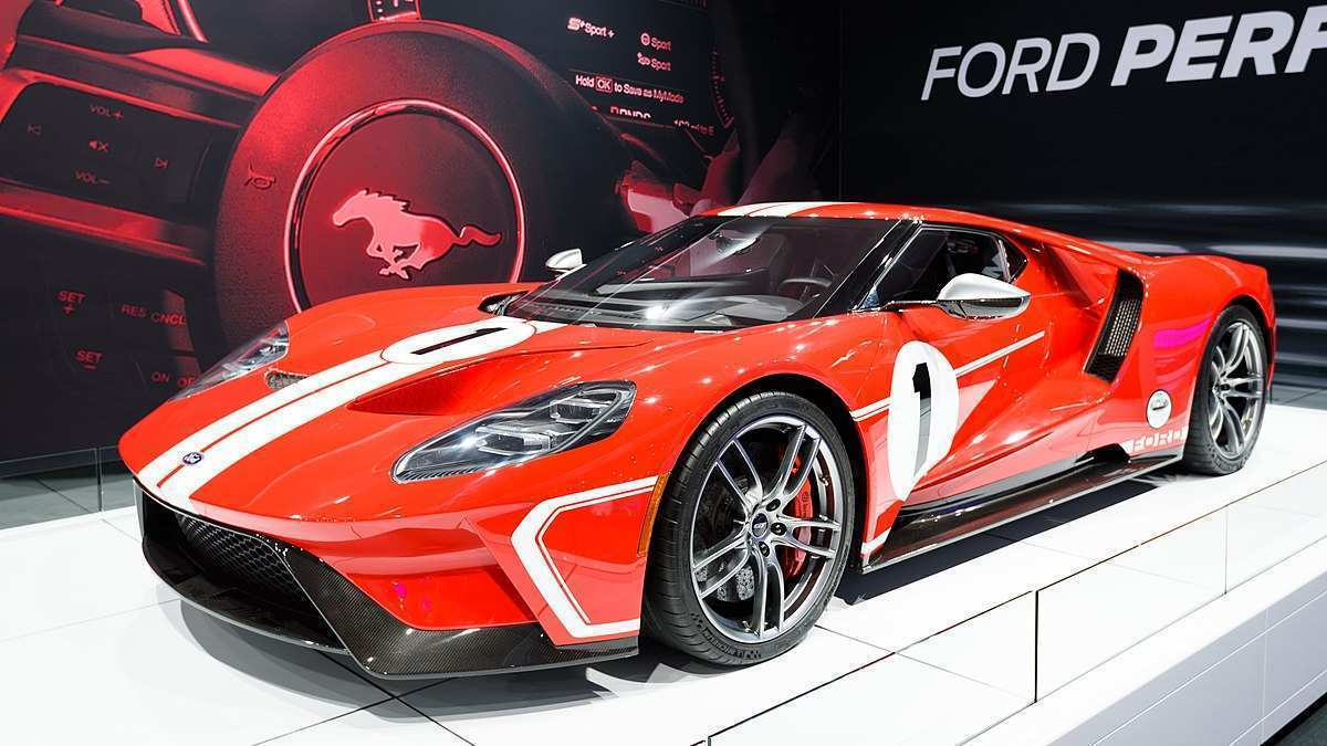 55 Best 2019 Ford GT40 New Review