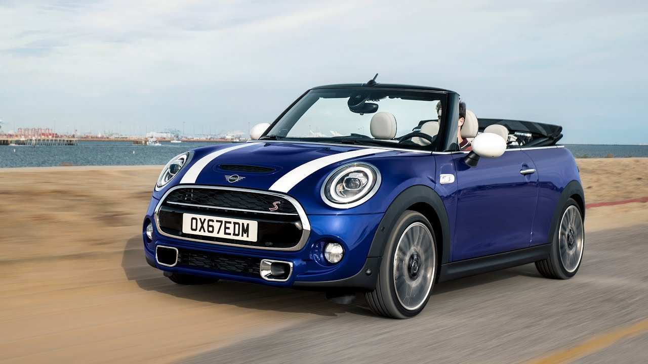 55 Best 2019 Mini Cooper Convertible S Interior