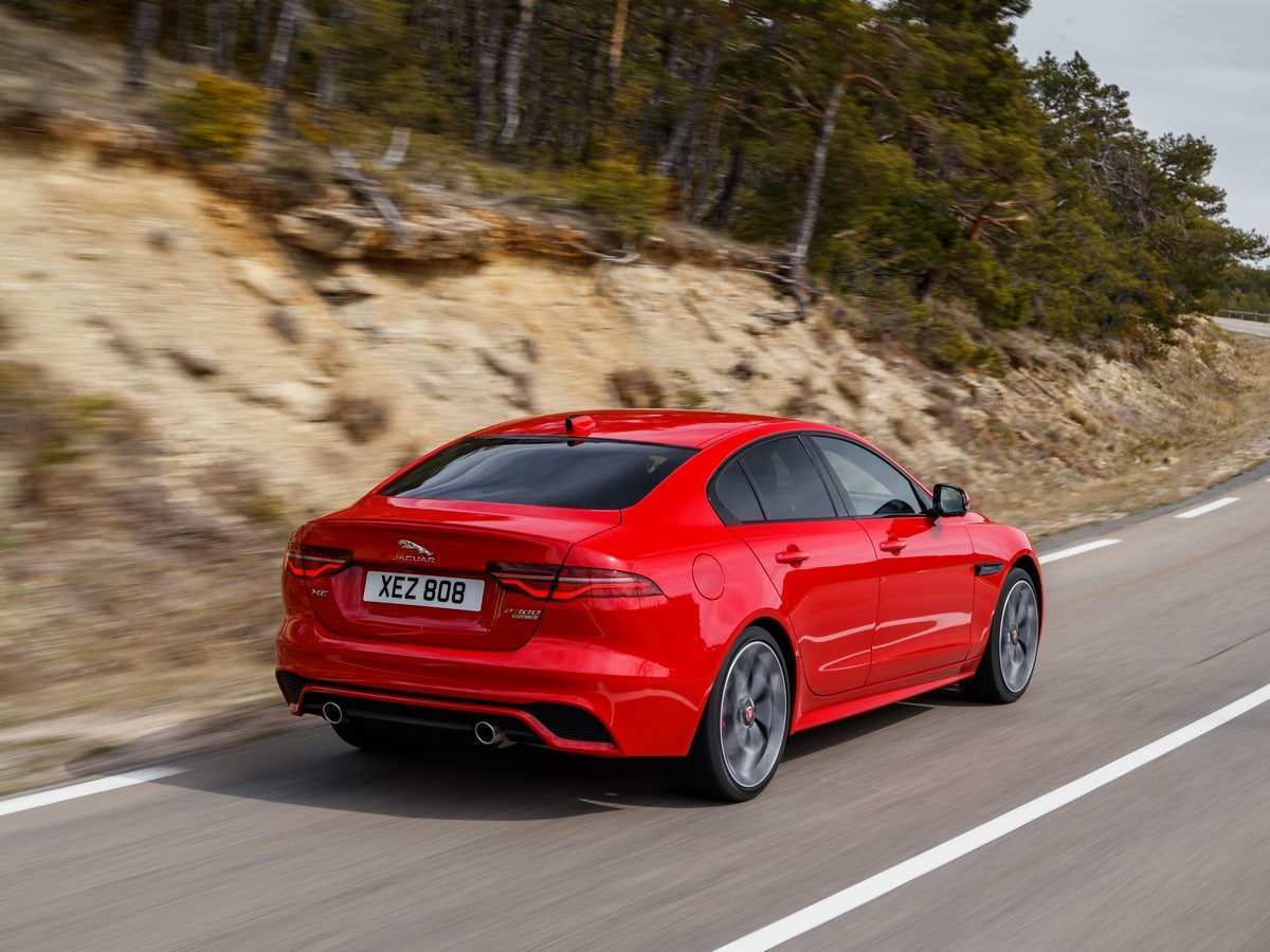 55 Best 2020 All Jaguar Xe Sedan Release Date And Concept
