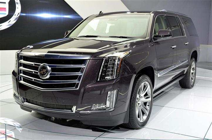 55 Best 2020 Cadillac Escalade Luxury Suv Pictures
